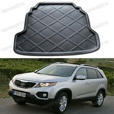 1pcs Rear Trunk Boot Cargo Mat Liner New For Kia Sorento 2010-2013