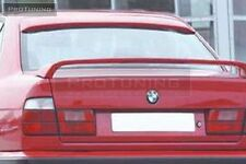 BMW 5 series E34 88-95 Saloon Rear Windows Spoiler Lip roof Wing Sport Tuning