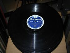 DUKE ELLINGTON riding on a blue note / new black ( jazz ) 78 rpm parlophone 3062