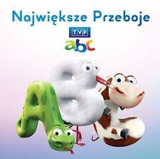 Najwieksze przeboje TVP ABC (CD) dla dzieci NEW
