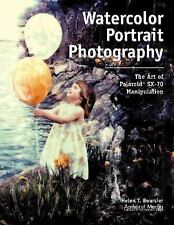 Watercolor Portrait Photography: The Art of Manipulating Polaroid SX-70 Images,