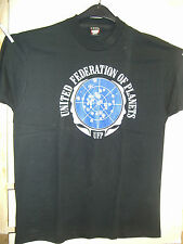 Vintage T-Shirt: Star Trek: United Federation of Planets (XL) (USA, 1990)
