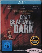"""DON'T BE AFRAID OF THE DARK"" - Horror - Guillermo del Toro - BLU RAY STEELBOOK"
