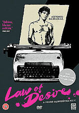 Law Of Desire (DVD, 2006) Pedro Aldomar