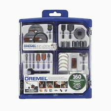 Dremel 160 Piece All Purpose Accessory Set #710-08~New!