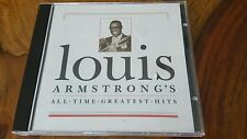 Louis Armstrong's - all time greatest hits cd (MCAMD11032-1994)