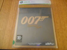 007 Quantum of Solace Steelbook Jeu XBOX 360 FR Complet