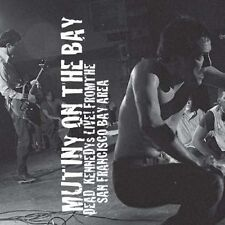 DEAD KENNEDYS Mutiny on the bay - 2LP - Limited Clear Vinyl (2015)