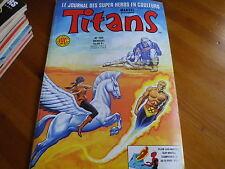 TITANS n° 103 de 1987 X-MEN - EPSILON - TBE comme neuf
