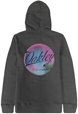 J10 - Oakley Mystic Hoodie * NWT Womens Large Black / Multi - #26467