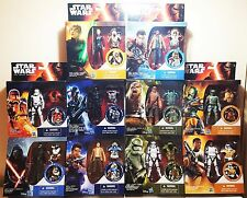 Star Wars Armor Up Hasbro Completed Lot of 10 The Force Awakens Brand New Figure