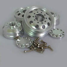 Billet Machined Alloy Front Wheel for Tamiya 1/14 Scale Semi Truck