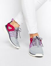 Nike Free Viritous Womens Running Athletic Shoes Gray Size 8 725060-002