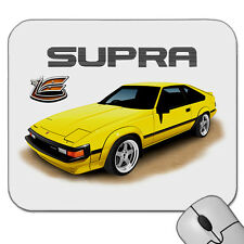 81'  83'  86'  TOYOTA  CELICA SUPRA   3.0  TURBO      MOUSE PAD   MOUSE MAT