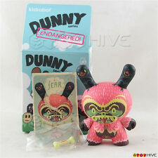 Kidrobot Dunny Endangered series - Fear by Kronk 3-inch vinyl figure with box
