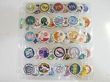 POGS/MILKCAPS CLASSICS BY POG COMPLETE SET OF ALL 60 AWESOME