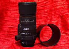 Exc Sigma 135-400mm APO D DG Zoom Lens for Nikon D70 D80 D90 D200 D300 D7000 +