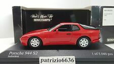 Minichamps 1/43 Porsche 944 S2 1989 Red Art. 400062220