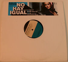 "NELLY FURTADO NO HAY IGUAL TIMBALAND 12"" MAXI SINGLE (j579)"