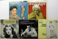 EARLY & CLASSIC HOLLYWOOD SOUNDTRACKS Lot Of 16 #2197