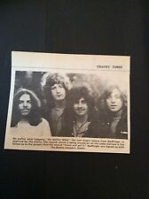 d7-1 ephemera 1971 picture pop group no matter what badfinger line up