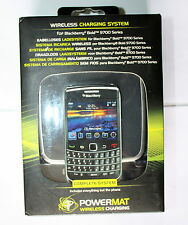 BLACKBERRY BOLD 9700 SERIES POWERMAT WIRELESS CHARGING STSTEM KIT UK STOCK