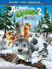 Alpha & Omega 2: A Howl-iday Adventure [DVD + Blu-ray + Digital HD] by Richard