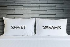 Pillowcases Covers Sweet Dreams Printed Funny Bedding Adult Novelty Gifts WSD769