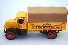 Matchbox of Yesteryear No:Y-30 1920 AC MACK Truck in CONSOLIDATED Motorlines MIB