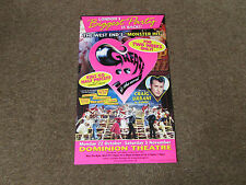 GREASE is the Word inc Craig URBANI for 2 Weeks Only DOMINION Theatre Poster