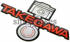 Takegawa Piston Sticker suitable for use with Honda Monkey Bike, Dax & Chaly