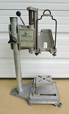 MONTGOMERY WARD POWER KRAFT 84-9349 DRILL PRESS STAND 4 PORTABLE ELEC.HAND DRILL