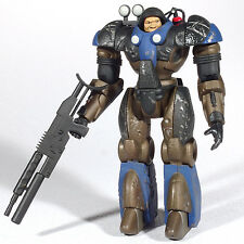 "Starcraft Terran Marine 6"" Action Figure Blizzard"