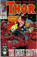 THOR # 430 (guest: Ghost Rider) (USA, 1991)