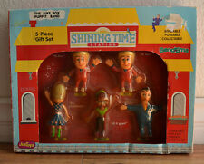 Bend-Ems Shining Time Station The Juke Box Puppet Band 5 Piece Gift Set