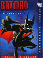 BATMAN BEYOND : COMPLETE SEASON 1 (DC Comics) - DVD - UK Compatible -sealed