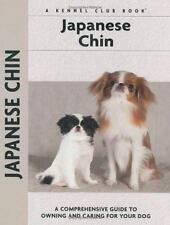 Japanese Chin : Juliette Cunliffe : New Hardcover @