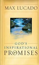 God's Inspirational Promises by Max Lucado (2001, Hardcover)