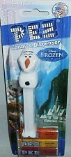 DISNEY FROZEN PEZ DISPENSER  OLAF  Carded