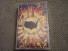 SEALED RARE PROMO Def American preview CASSETTE TAPE Trouble SLAYER Jayhawks '92