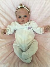 Reborn Baby Girl 18 Inch Jewel By Denise Pratt