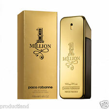 Paco Rabanne 1 Million for Men EDT 100 ml | Genuine Perfume
