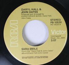 Rock 45 Daryl Hall & John Oates - Sara Smile / Soldering On Rca