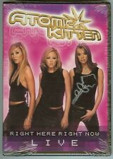 Atomic Kitten - Right Here Right Now Live - DVD
