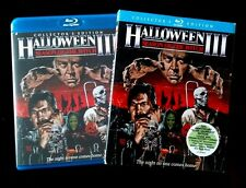 Halloween III: Season of the Witch (Blu-ray Disc, Scream Factory) OOP Slipcover