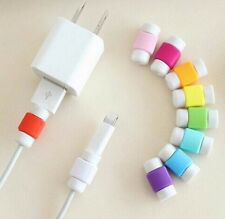 New Set of 4x USB Charger/Cable Saver/Protectors