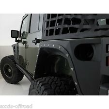 Smittybilt 2007-2015 Jeep Wrangler Unlimited JK XRC Armor Rear Fenders #76882