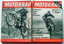 Das Motorrad  1965  Nr.  1 - 26  * kompletter Jahrgang