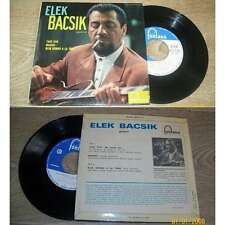 ELEK BACSIK - Take Five French EP Fontana Cool Jazz