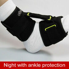 Adjustable Ankle Brace Support Plantar Fasciitis Foot Cramps Prevent Foot Drop